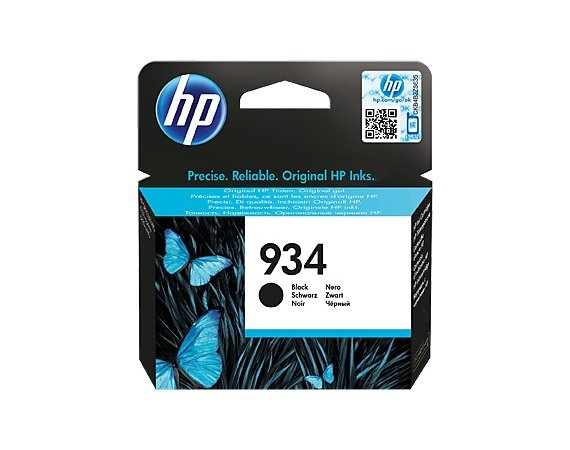 HP Inc. Tusz nr 934 - C2P19AE Black