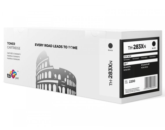 TB Print Toner do HP LJ Pro M201 TH-283XN Black 100% nowy