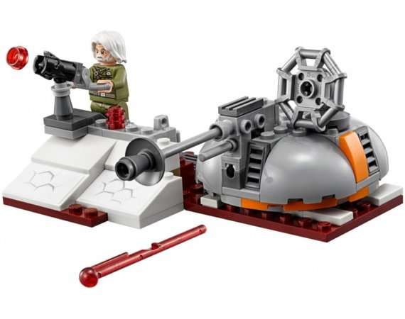 LEGO Star Wars TM Obrona Crait 75202