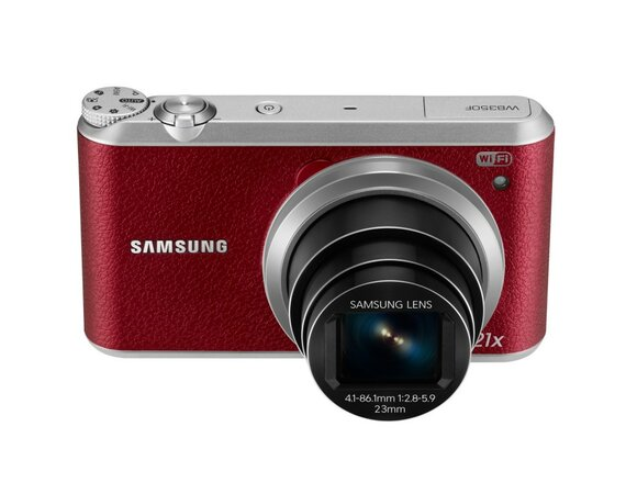 Samsung Smart WB350F red