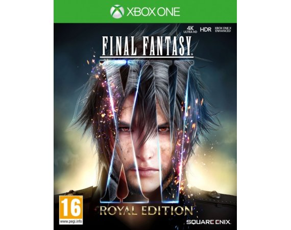 Cenega Gra Xbox One Final Fantasy XV Royal Edition