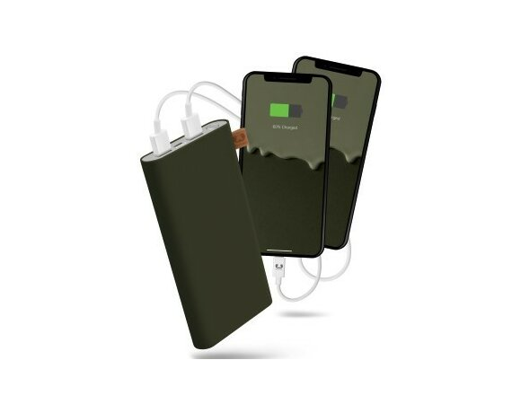 Fresh'n Rebel Powerbank 12000 mAh Army