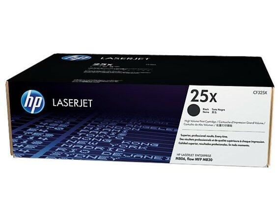 HP Inc. Toner CF325XH Czarny Contract Cartridge
