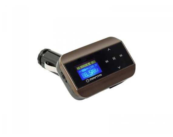 Manta MM415 CAR FM TRANSMITTER