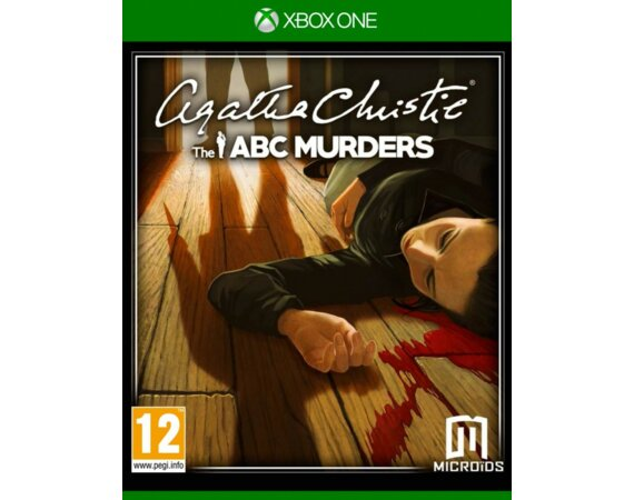 CD Projekt The ABC Murders XBOX ONE