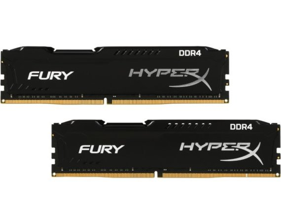 HyperX DDR4 Fury Black 16GB/2133 (2*8GB) CL14