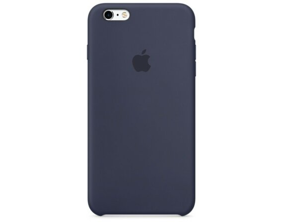 Apple Etui iPhone 6s Silicone Case Midnight Blue