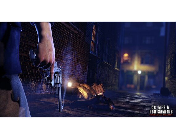 CD Projekt Sherlock Holmes: Crimes and Punishments PS4 ENG