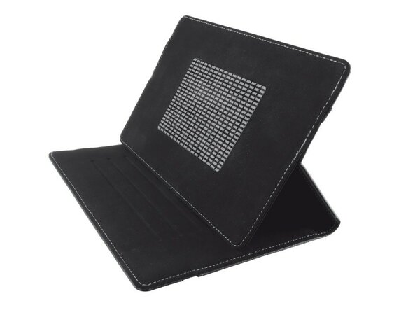 "Trust Stick&Go Folio Case with stand for 10"" tablets - black"