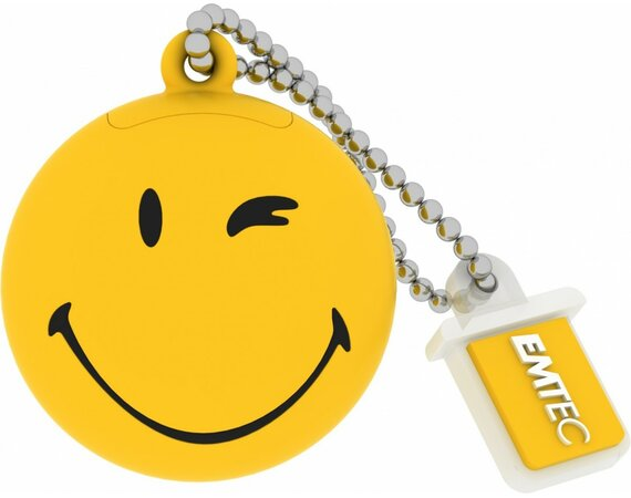 Emtec Pendrive 8GB Smilley World Take it Easy SW100