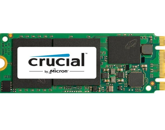 Crucial MX200 500GB M.2 2260DS