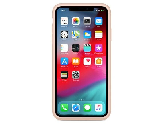 Apple Etui Smart Battery Case iPhone XS Max - piaskowy róż