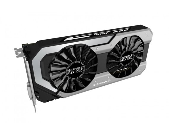 Palit GeForce GTX 1060 JetStream 6GB GDDR5 192BIT DVI/3DP