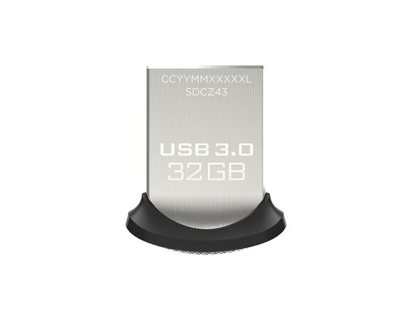 SanDisk ULTRA FIT USB 3.0 32GB (do 130MB/s)