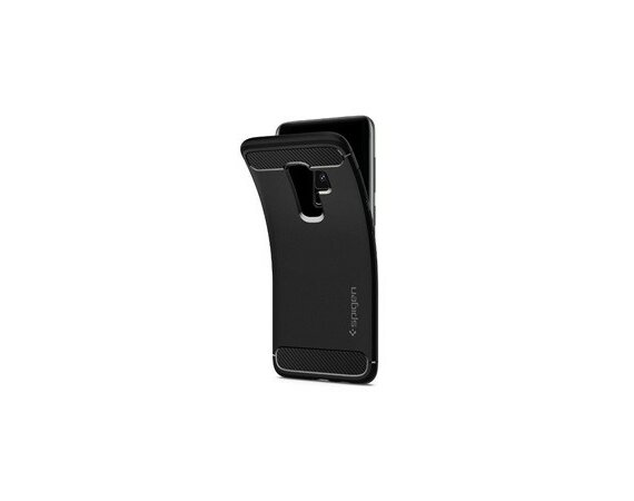 SPIGEN SGP  Liquid Air Etui Galaxy S9+ Plus Matte Black