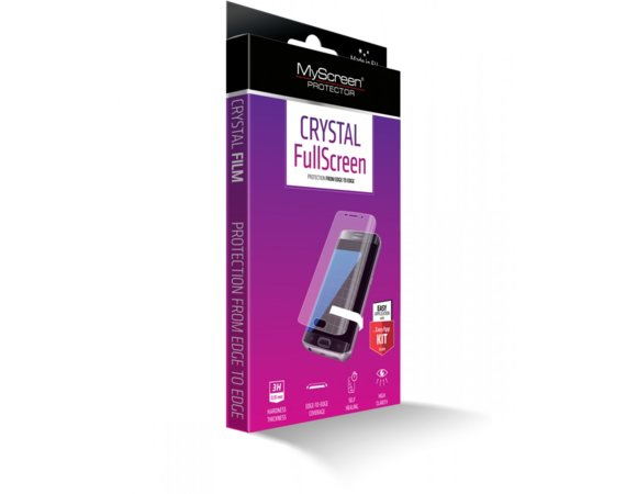MyScreen Protector  CRYSTAL FullScreen Folia do Apple iPhone 7 Plus