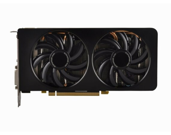 XFX Radeon R9 270X Double Dissipation 2GB GDDR5 256-BIT 1050/5600 (DP HDMI 2xDVI)