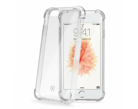 CELLY ARMOR 185SEWH iPhone SE/5/5S Transparent