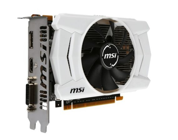 MSI GeForce CUDA GTX 950 2GD5 OCV1 GDDR5 128BIT DVI/HDMI/DP