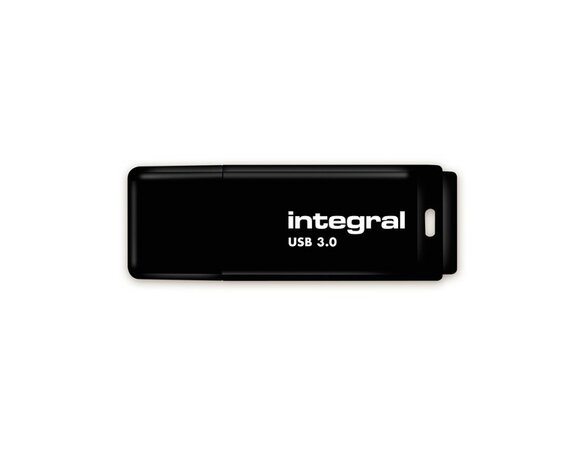 Integral PENDRIVE 16GB USB 3.0 BLACK