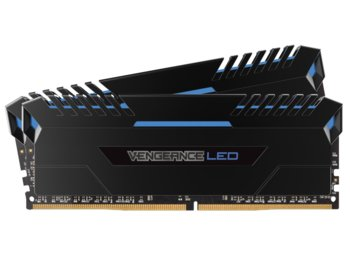 Corsair DDR4 VENGEANCE 32GB/3000 (2*16GB) CL16-18-18-36 Blue LED