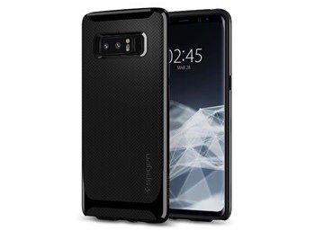 SPIGEN SGP  Neo Hybrid Shiny Black etui do Samsung Galaxy Note 8