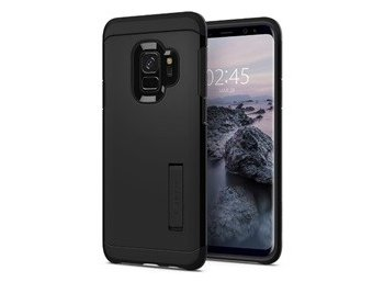 SPIGEN SGP  Tough Armor Etui Galaxy S9 Black