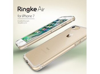 Ringke Air etui iPhone 7/8 Crystal View + folia gratis
