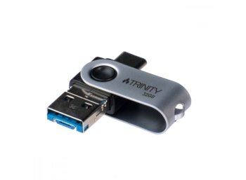 Patriot TRINITY 32GB (3 in 1) 3.1 TYPE A/TYPE C/MICRO B
