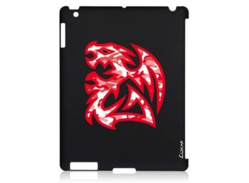 Thermaltake LUXA2 plecki Battle Dragon iPad2/3/4 czarne