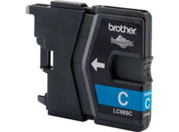 Brother LC985C CYAN DCP-J125/J315/515W