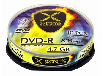 Esperanza DVD+R 4,7GB x16 - Cake Box 25