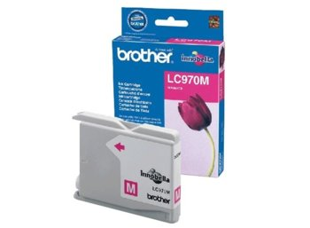 Brother Tusz LC970 Purpurowy DCP135/150/MFC235/260