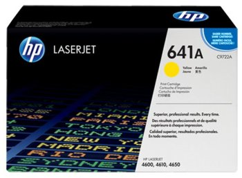 HP Inc. Toner Yellow 8k C9722A
