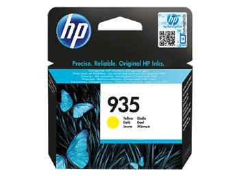 HP Tusz nr 935 - C2P22AE Yellow