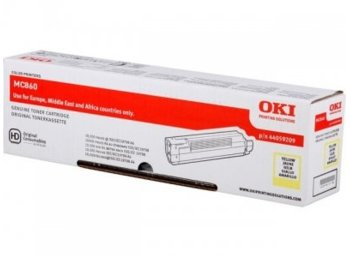 OKI Toner do MC860 MAGENTA 10K          44059210