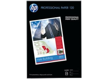HP PAP PROF LASER GLOSSY 120g A3 250ark    CG969A