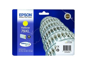 Epson Tusz C13T79044010 17,1 ml / Yellow