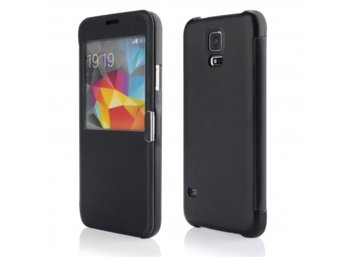 Global Technology FLIP CASE MAGNETIC SAMSUNG GALAXY S5 BLACK