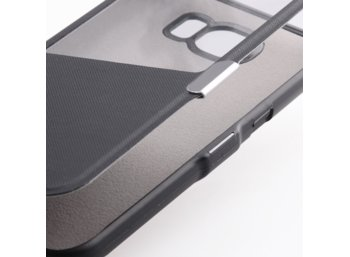 Global Technology FLIP CASE MAGNETIC SAMSUNG G920 S6 GALAXY czarny