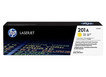 HP Toner 201A Yellow 1.4K CF402A