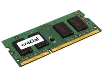 Crucial DDR3 SODIMM 16GB/1600 Low Voltage CL11