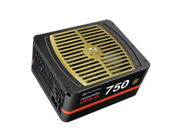 Thermaltake Toughpower DPS G 750W Modular (80+ Gold, 4xPEG, 140mm)