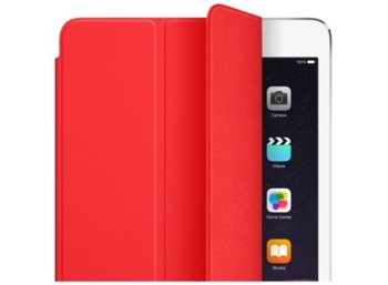 Apple iPad mini Smart Cover Red MGNL2ZM/A