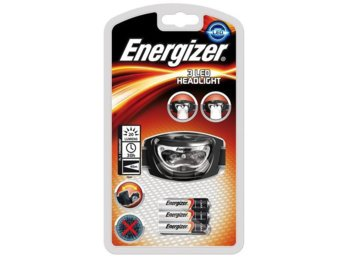 Energizer LATARKA HEADLIGHT 3LED 3AAA