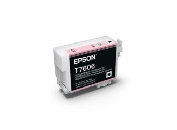 Epson T7606 Ink Cartrid Vivid Light Magenta UltraChrome HD