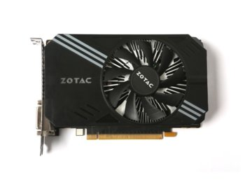 ZOTAC GeForce CUDA GTX950 2GB DDR5 PCI-E 128BIT 2DVI/HDMI/DP