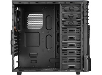 AeroCool PGS VS-3 ADVANCE BLACK/USB3/Obudowa ATX