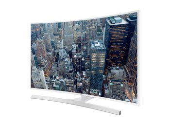 "Samsung 48"" TV Slim LED  Curved Ultra HD UE48JU6510SXXH"