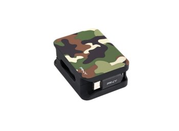 PNY Roll-it Micro-USB Charge&Sync Cable - Camo Edition C-UA-UU-PCM-RET-RB